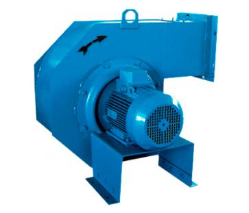 Дымосос центробежный ДН-6,3 (двигатель 5,5 кВт)