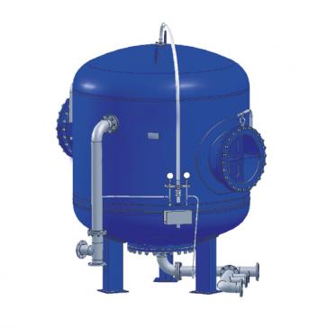 Фильтр осветлительный ФОВ-2,0-0,6 (30 м.куб/час)