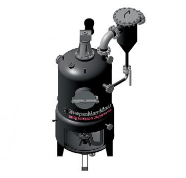 Вакуум-выпарной аппарат МЗС-320