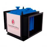 Утилизатор теплоты дымовых газов УДГ-1