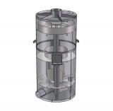 Деаэратора вакуумный ДВ-15 (15 м.куб/час)