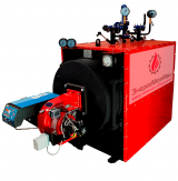 Водогрейный котел KV-0,75 (мощность: 750 кВт)