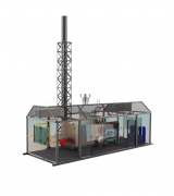 МТКУ-0,7 (топливо: твердое) 1,0 т. пара/час