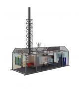 МТКУ-0,7 (топливо: газ/жидкое) 1,0 т. пара/час