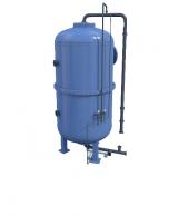 Солерастворитель С-0,2-0,5 (диаметр корпуса: 0,5 м)