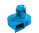 Вентилятор центробежный ВД-3,5 (двигатель 2,2 кВт)
